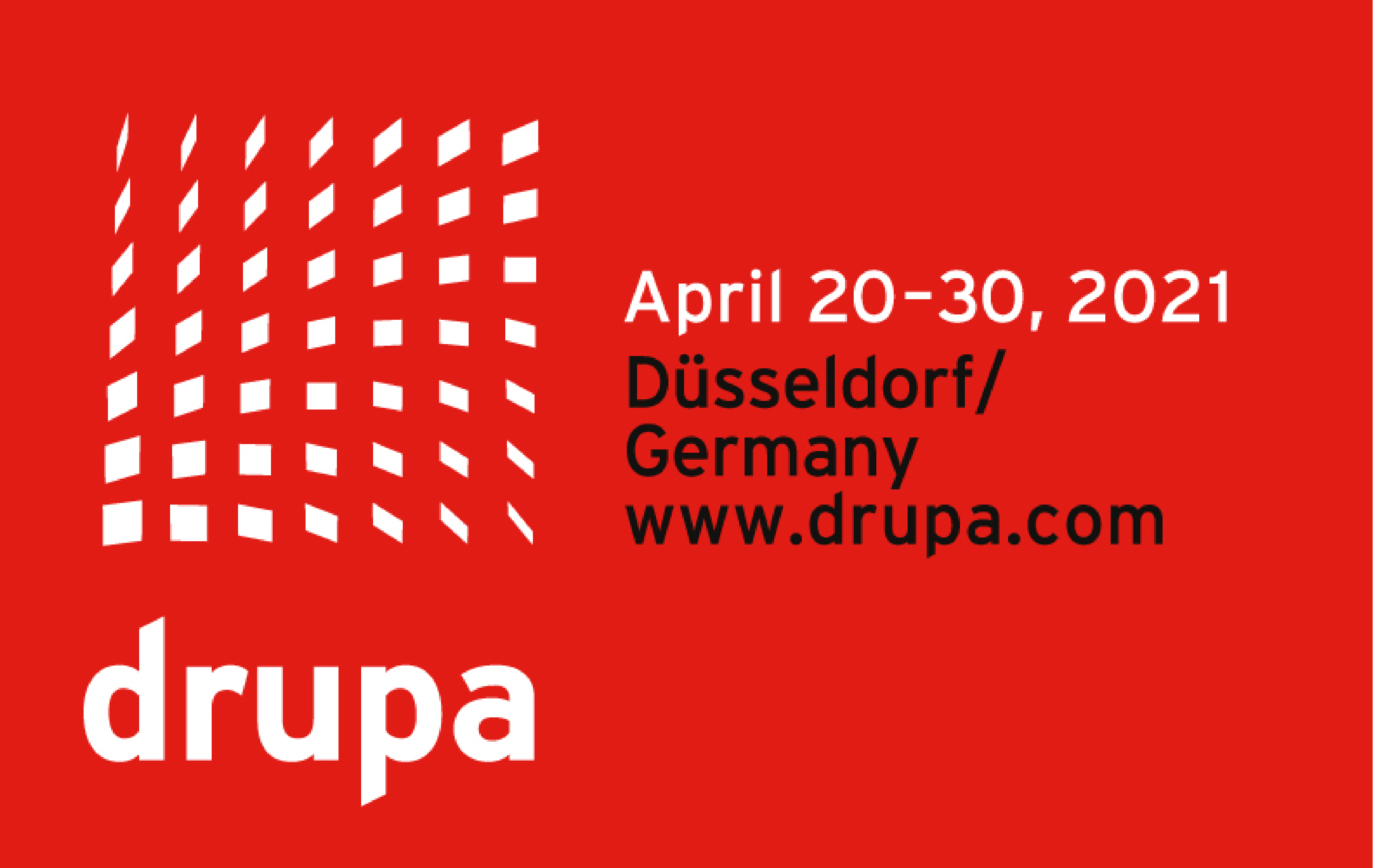 Drupa, 20 – 30 April 2021